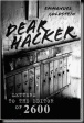 Dear Hacker book linked advertisement