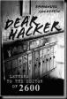 Dear Hacker book linked advertisement