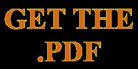 get the .pdf