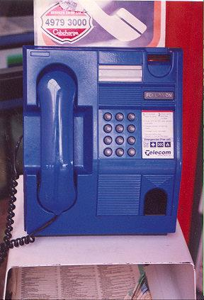 "I'm not sure what the deal is with these phones.  They're portable, and perhaps privately operated.  You'll find these sitting outside a service station or a newsagency.</BR></BR><span class=""date-display-single"" property=""dc:date"" datatype=""xsd:dateTime"" content=""1997-11-12T00:00:00+00:00"">Nov 12, 1997</span>"