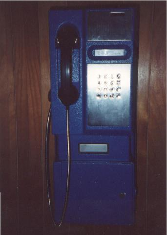 "Pay phones are not common on the streets.  Mostly found telco offices, post offices, and hotles.</BR></BR><span class=""date-display-single"" property=""dc:date"" datatype=""xsd:dateTime"" content=""1994-08-26T00:00:00+00:00"">Aug 26, 1994</span>"