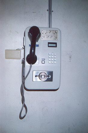 "This type of phone can be found almost everywhere.  Uses a phonecard.  The user inserts the card into phone, then begins dialing, the phonecard has a certain limited amount of minutes, once the time is up the card is useless, the user will buy another.</BR></BR><span class=""date-display-single"" property=""dc:date"" datatype=""xsd:dateTime"" content=""1997-11-17T00:00:00+00:00"">Nov 17, 1997</span>"