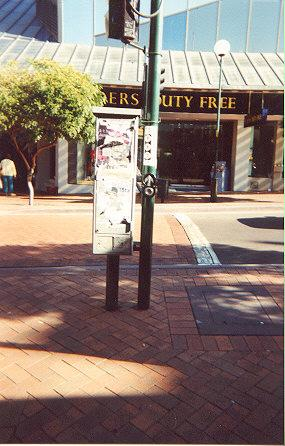 "A pedestrian-light controller.  Remotely programmed by the phone.  It has an access door protected by a locker-type lock.</BR></BR><span class=""date-display-single"" property=""dc:date"" datatype=""xsd:dateTime"" content=""1995-11-02T00:00:00+00:00"">Nov 02, 1995</span>"